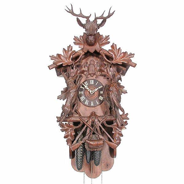 22: Black Forest Cuckoo Clock