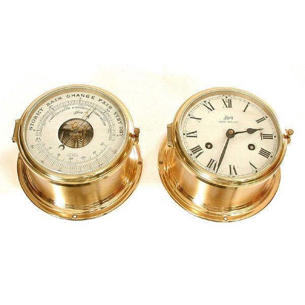 21: Barometer & Nautical Clock