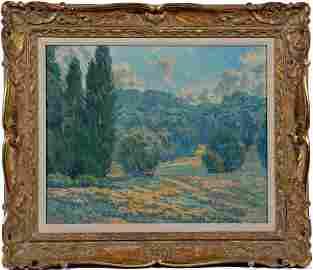 Granville Redmond (1871-1935), California Landscape