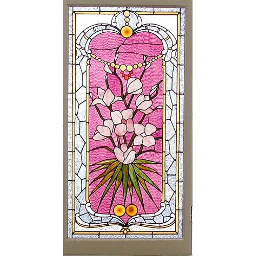 3: Stained /Jeweled Glass Window