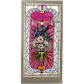7: Stained/Jeweled Glass Window