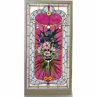 Stained/Jeweled Glass Window