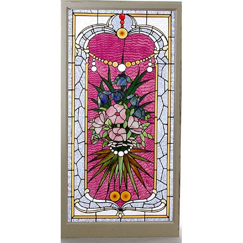 7: Stained/Jeweled Glass Window