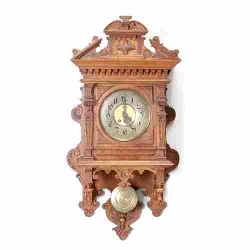 19th C German Wall Clock