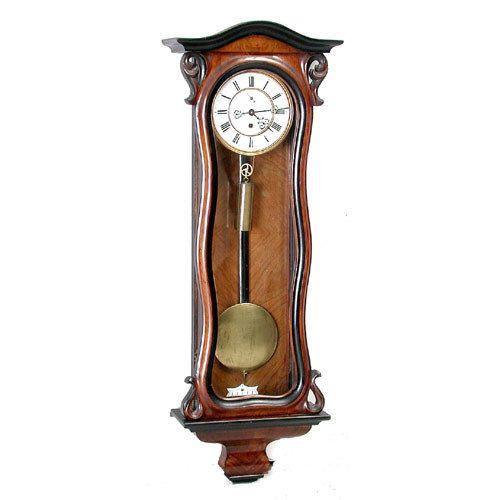 Vienna Regulator Clock Gustav Becker