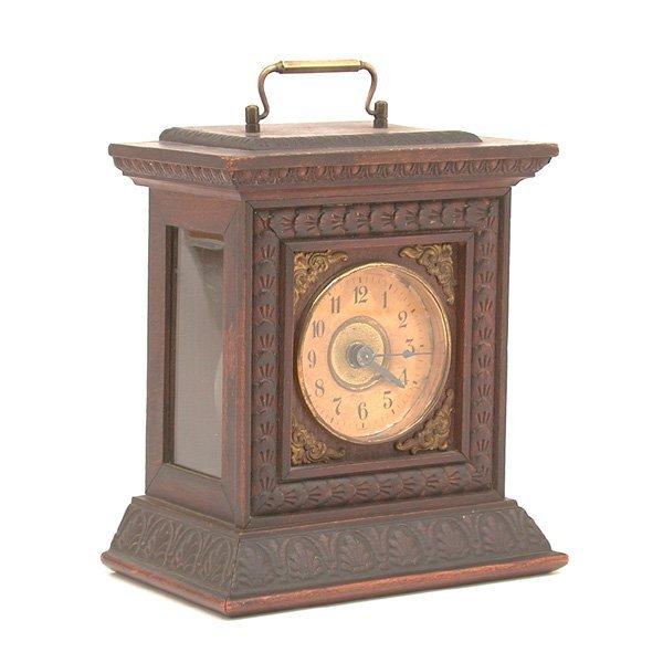2: Junghans Musical Mantle Clock