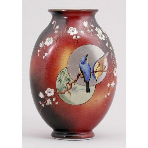 2: Victorian Bird Vase