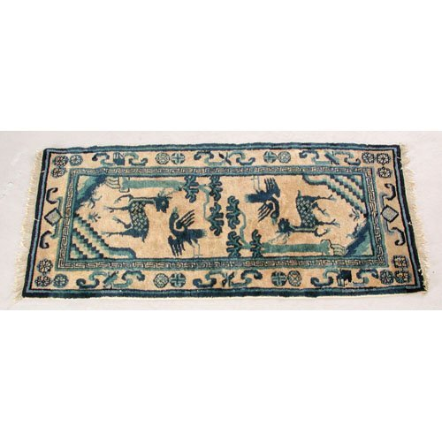 20: Chinese Rug, Late 19th c