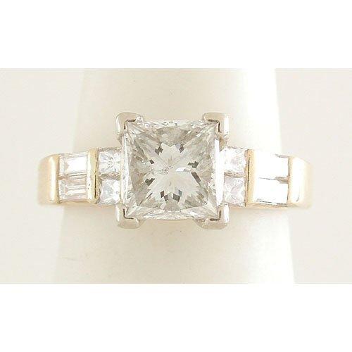 216: 2 Carat Diamond Ring