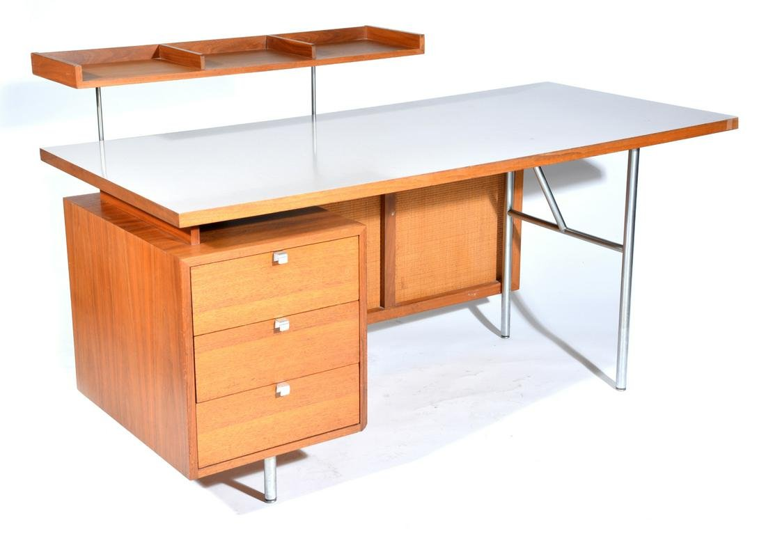 George Nelson for Herman Miller Executive Desk 6030F R