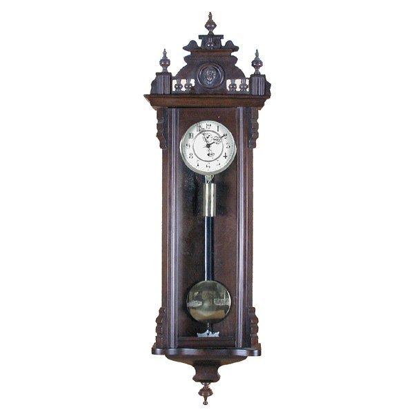 20: Junghans Vienna Regulator Clock, 19th. C