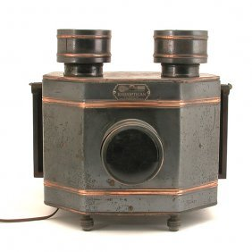 Radiopticon Picture Viewer, H.C. White & Co.