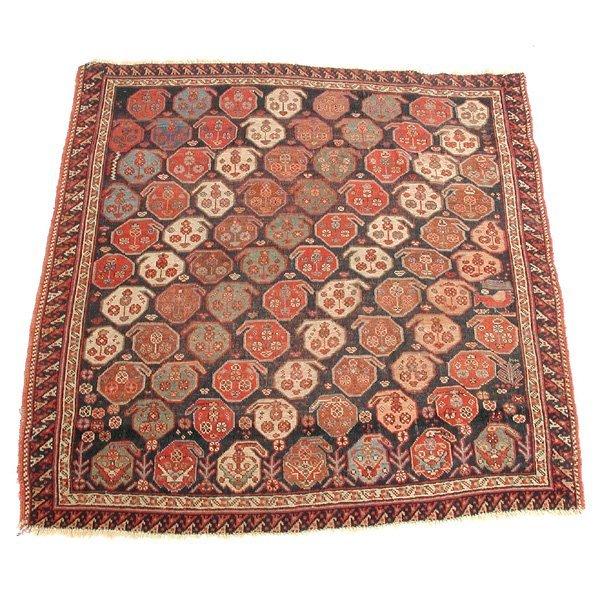10: Persian Scatter Rug