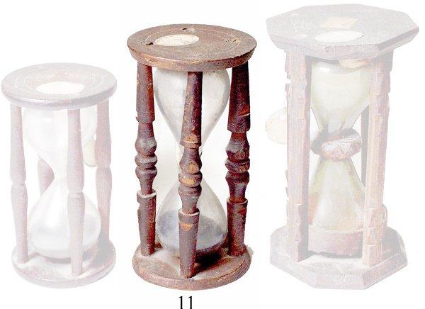 11: Sand Glass Log Timer