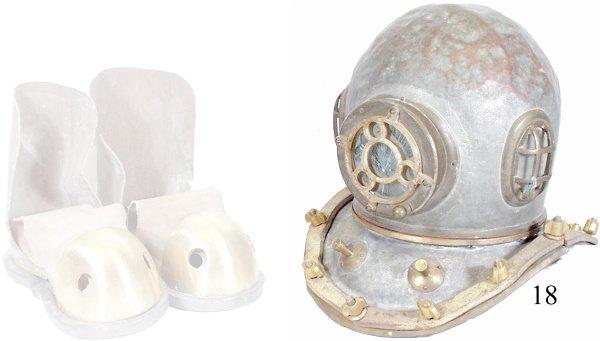 18: Deep Sea Diving Helmet