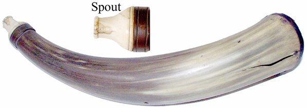 24: Antique Powder Horn