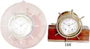 168: Seth Thomas Ship's Clock