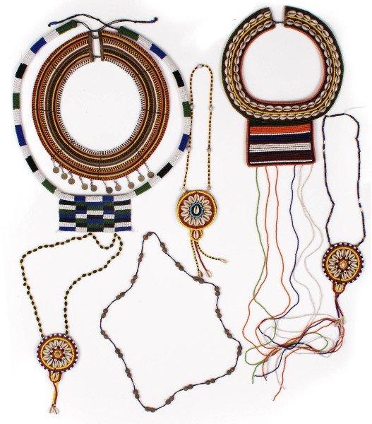 1023: African Masi Beads