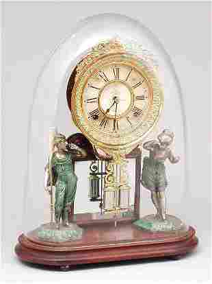 "Ansonia ""Crystal Palace"" Clock"