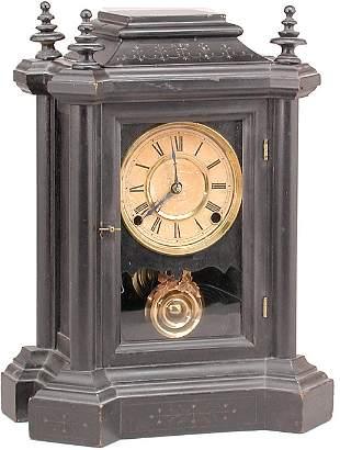 Ingraham 'The Domino' Clock