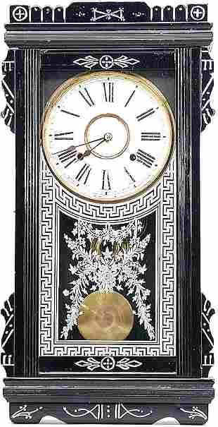 Ansonia Dispatch Clock