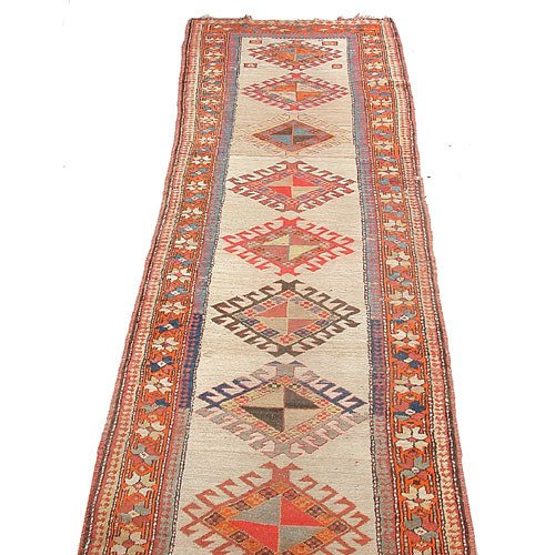 "20: Turkish Runner 13'6"" x 3'6"""