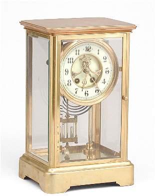 Gilbert Crystal Regulator Clock