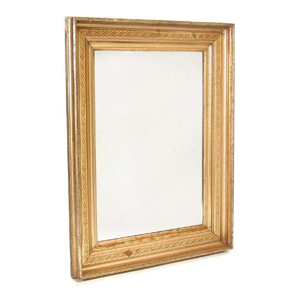 5: Victorian Gilt Framed Mirror