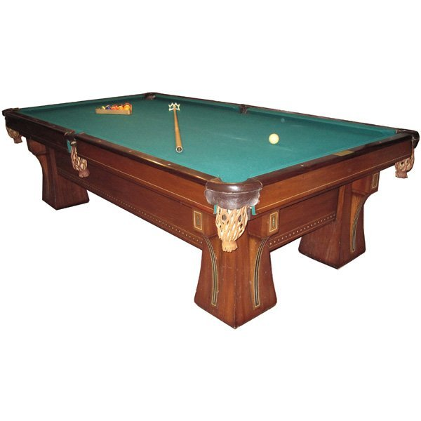 15: Brunswick Balke Collander Arcade Pool Table