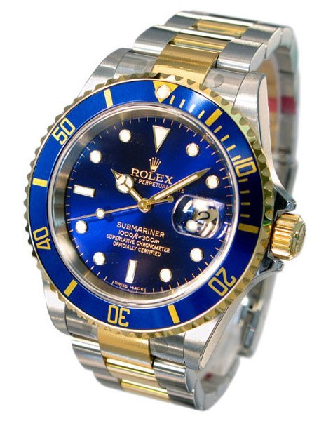 242: Rolex Oyster Perpetual Submariner Watch