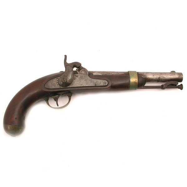 3: H. Aston U.S. model 1842, dated 1847