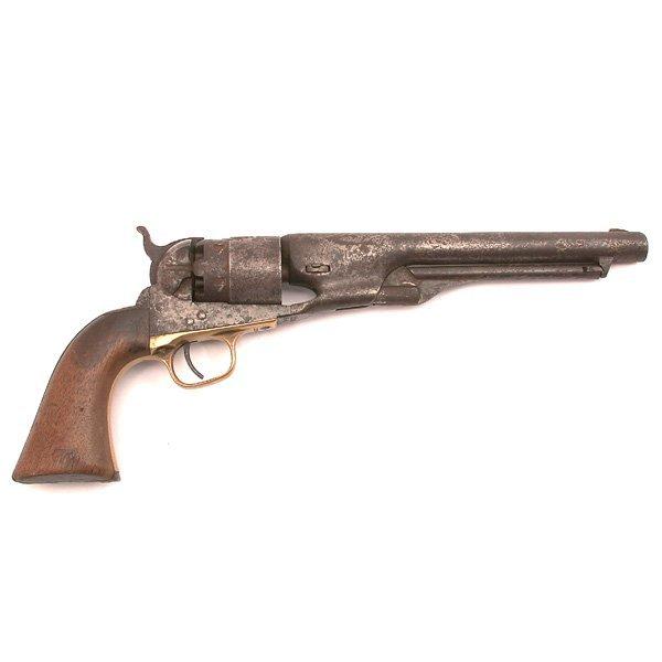 5: Colt Model 1860 Army .44 cal. revolver