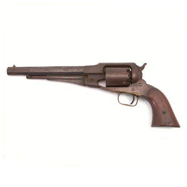 6: Remington New Model Navy Revolver, 36 caliber