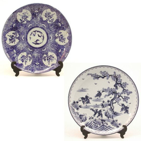258: Late 19th / Early 20th C. Japanese Chargers
