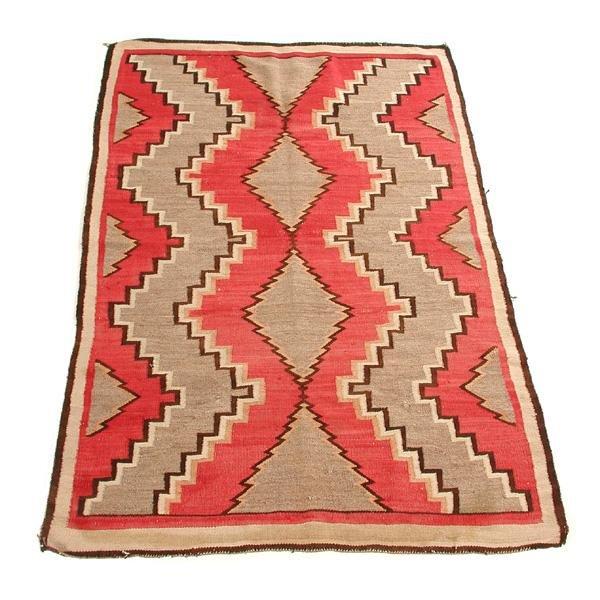 11: Navajo Rug