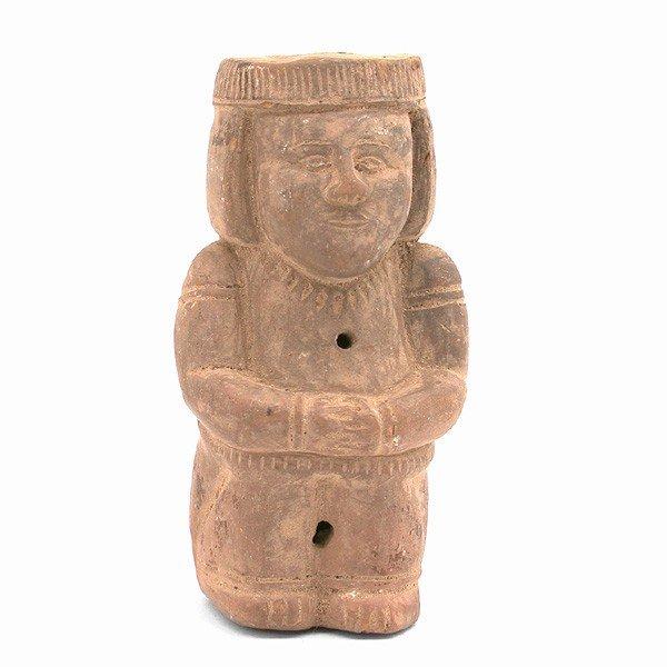 14: Pre-Columbian Manabi Figure