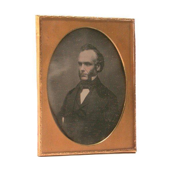21: Half Plate Daguerreotype of John Deere