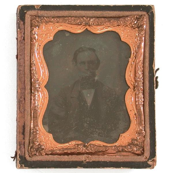 22: Abraham Lincoln Daguerreotype, Pre-Presidency