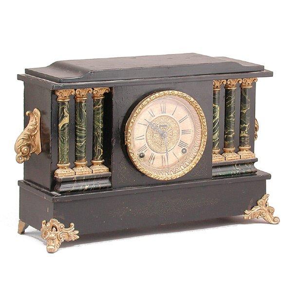 8: American Shelf Clock
