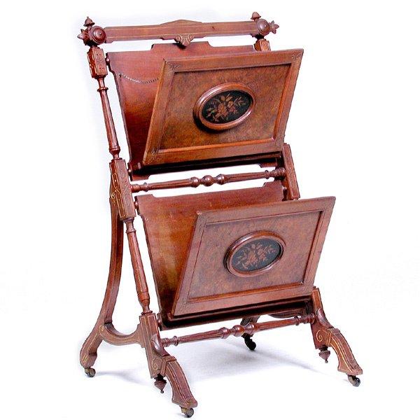 15: Double Folio Stand