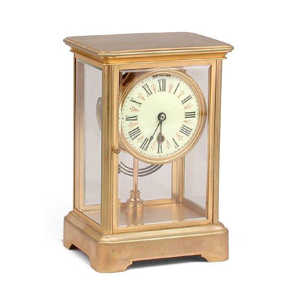 17: Boston Clock Company Crystal Regulator
