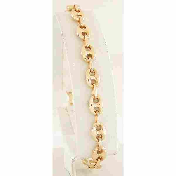 276: Gucci Style Bracelet.