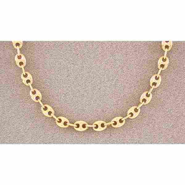 Gucci Style Necklace.