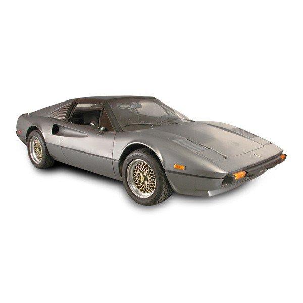 163: 1978 Ferrari Model 308, Silver w/ black interior