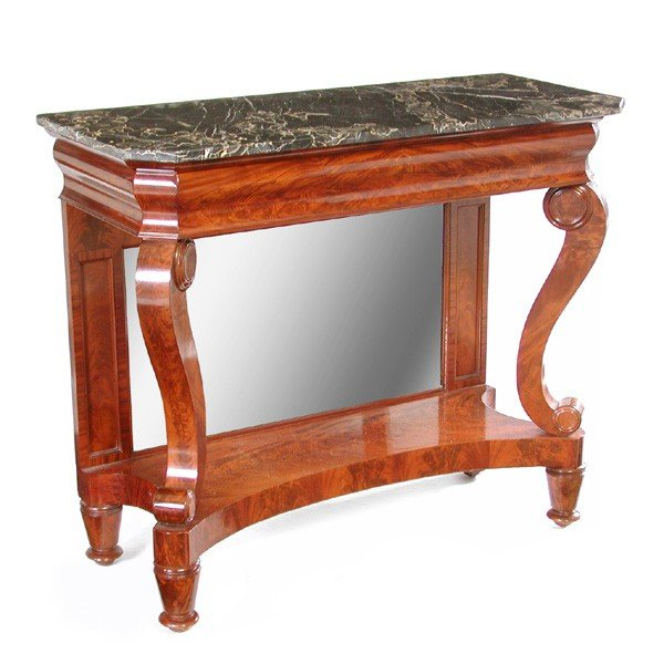 9: French Empire Entry Table