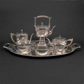 171: Tiffany & Co. Sterling Silver St. Dunstan Service