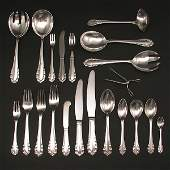 Georg Jensen Sterling Flatware, Lily of the Valley