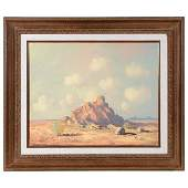 362 Thomas L Lewis New Mexico 1907  1978  Paintin