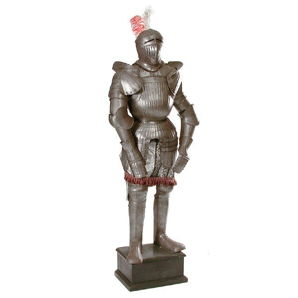 1: Gothic Suit of Armor, German
