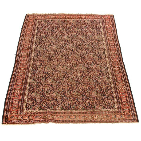 "16: Feraghan Malayer Scatter Carpet, 6'6"" x 4'8"""